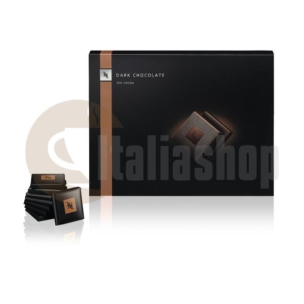 Nespresso Блокчета Черен Шоколад