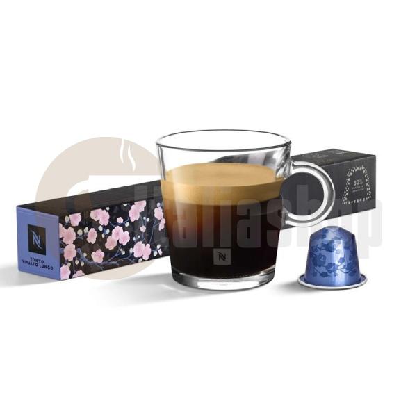 Nespresso Classic Tokyo Vivalto Lungo - 10 Бр.