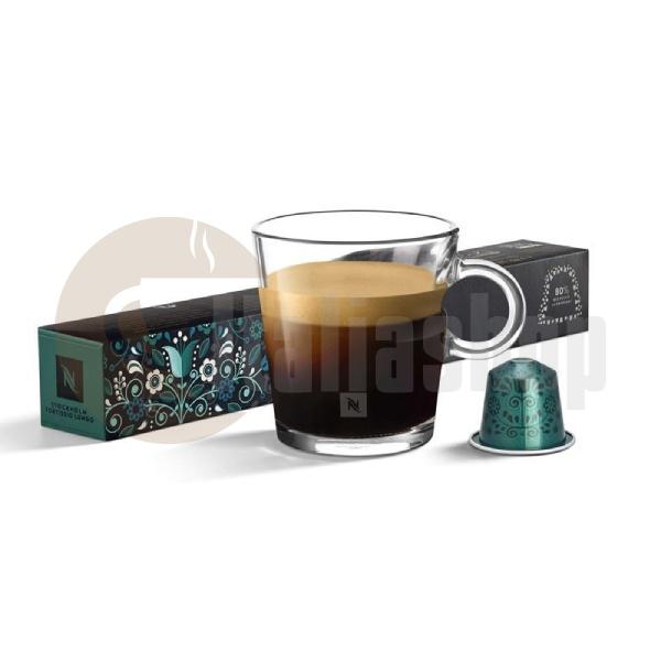 Nespresso Classic Stockholm Fortissio Lungo - 10 Бр.