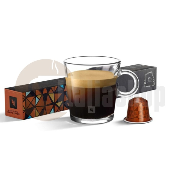 Nespresso Classic Cape Town Envivo Lungo - 10 Бр.