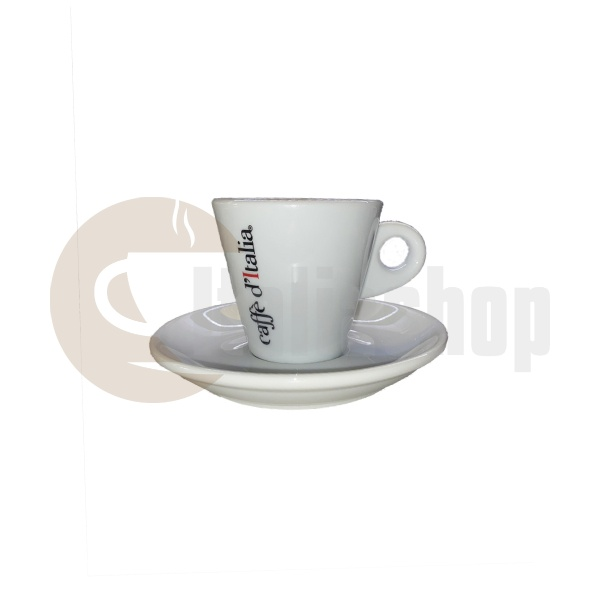 Caffè D`italia Комплект Порцеланови Чаши За Еспресо