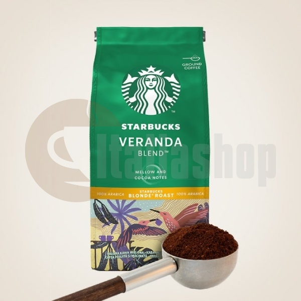 Starbucks Мляно Кафе Blonde Veranda 200гр