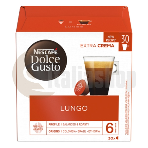 Dolce Gusto Lungo 30 Бр.