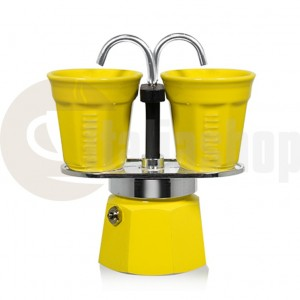 Bialetti Mini Express Цвят Жълт