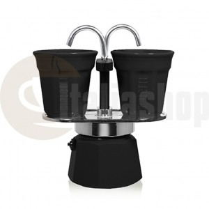 Bialetti Mini Express Цвят Черен