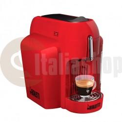 Bialetti Mini Express Кафе Машина Червен Цвят