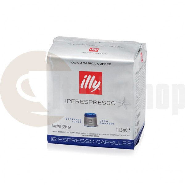 Illy Iper Lungo 18 Br