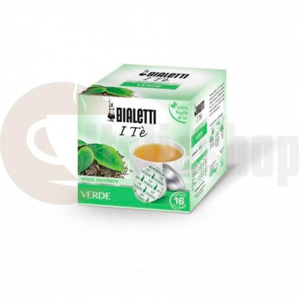 Bialetti Зелен Чай 16 Бр.