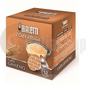 Bialetti кафе с женшен 12 бр