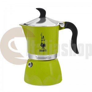 Bialetti Fiammetta За 3 Чаши, Цвят- Светло Зелена