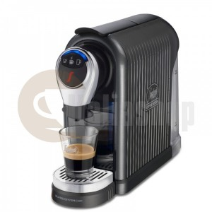 Segafredo espresso 1 plus сив цвят + 1 кутия луксозни сладки Bocconotto + 10 бр капсули
