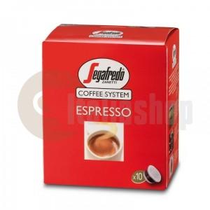 Segafredo espresso кафе 10 капсули
