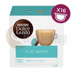 Dolce Gusto Flat white 16 капсули
