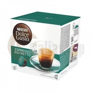 Dolce Gusto Ristretto 16 капсули