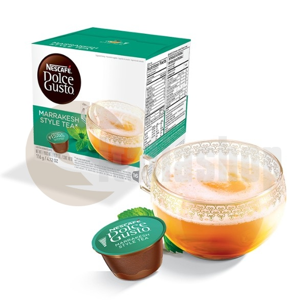 Dolce Gusto MARRAKESH STYLE TEA 16 бр. 63