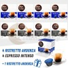 Dolce Gusto: 4 кутии Ristretto Ardenza + 4 кутии Espresso Intenso + 1 кутия Ristretto Ardenza подарък