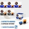 Dolce Gusto: 3 Кутии Ristretto Ardenza + 2 Кутии Espresso Intenso + 1 Кутия Ristretto Ardenza Подарък