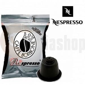 Nespresso Съвместими Капсули Borbone Nero 50 Бр.