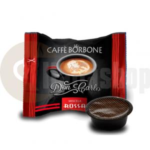Lavazza Modo Mio Съвместими Капсули Borbone Forte 50 Бр.
