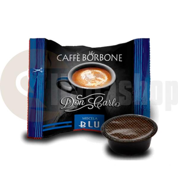 Lavazza Modo Mio Съвместими Капсули Borbone Classic 50 Бр.