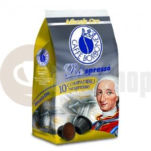 Nespresso Съвместими Капсули Borbone Oro 10 Бр.