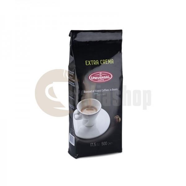 Кафе на зърна Universal EXTRA CREMA 500gr 1221