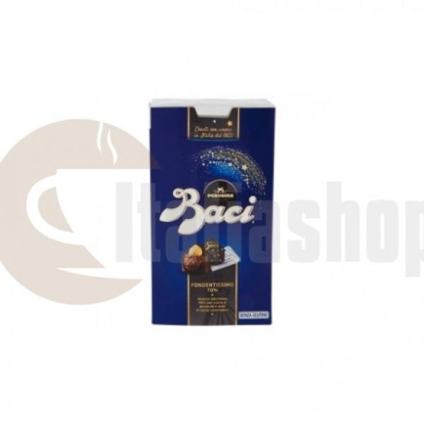 Baci Perugina Шоколадови Бонбони С Натурален Шоколад 70% - 200 Гр