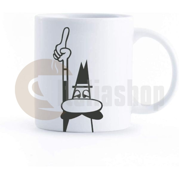 Bialetti Порцеланова чаша за кафе Омино