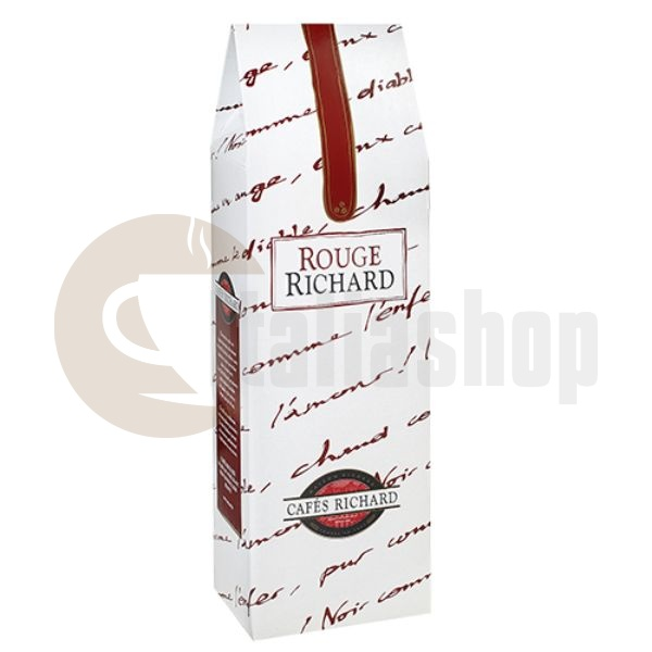 Cafés Richard  Rouge Richard кафе на зърна - 250 гр
