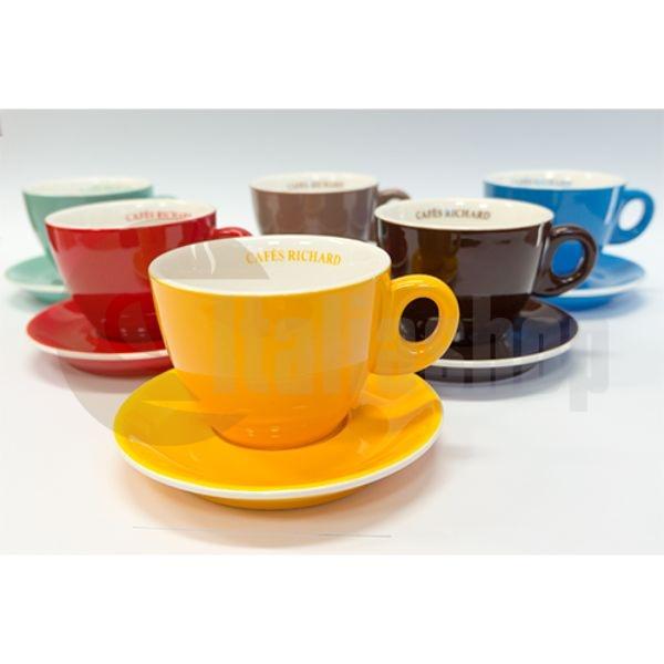Cafes Richard Керамична чаша за чай с цедка