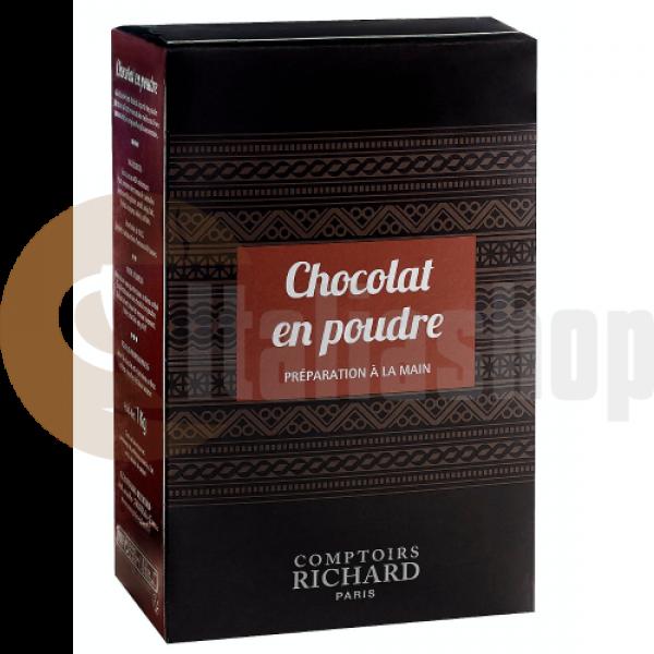 Cafés Richard Chocolat En Poudre  1кг Горещ Шоколад На Прах