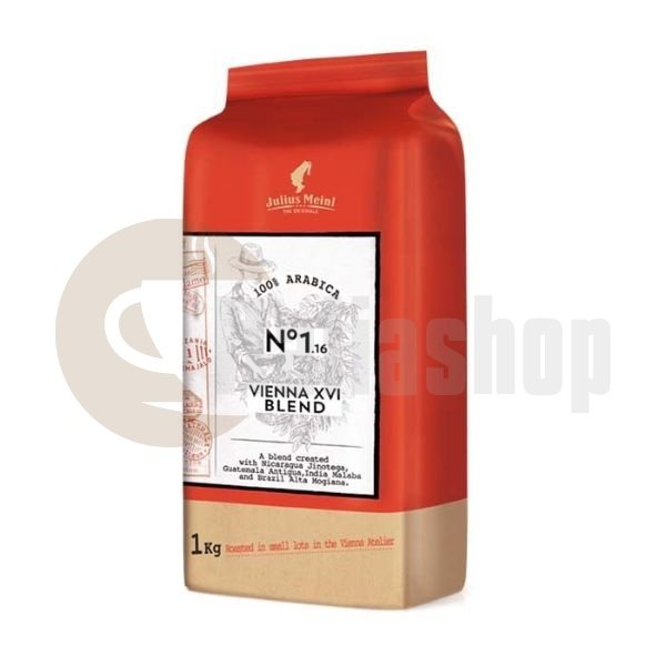 Кафе на зърна Julius Meinl The Originals Vienna XVI Blend 1 кг