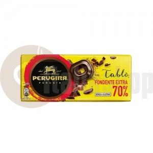 Perugina натурален шоколад 70% - 80 гр 3334