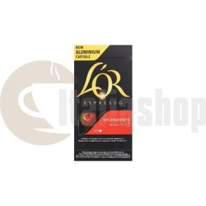 Nespresso съвместими капсули Lór splendente 10 бр 3376