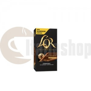 Nespresso съвместими капсули Lór colombia 10 бр 3381