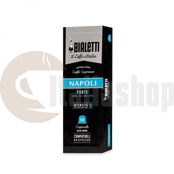 Nespresso съвместими капсули Bialetti napoli  10 бр 3403