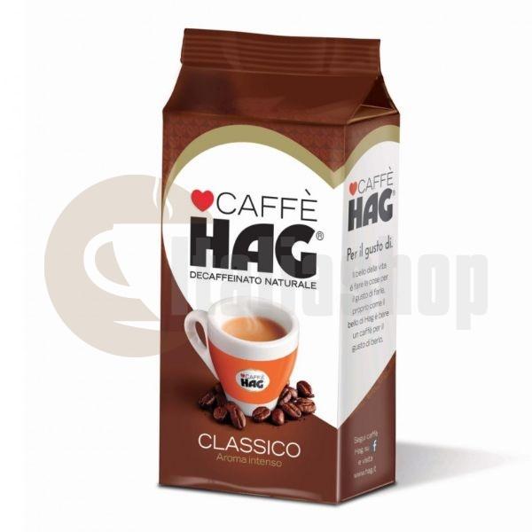 Мляно кафе HAG Безкофеиново Classico 250г 885