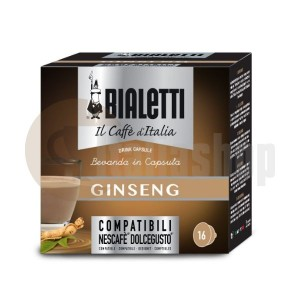 Dolce Gusto Съвместими Капсули - Bialetti GINSENG 1223