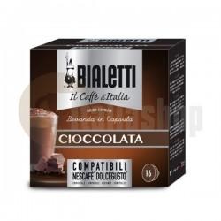 Dolce Gusto Съвместими Капсули - Bialetti Cioccolata 1222