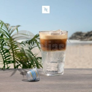 Nespresso Classic LIMITED EDITION Long Black Over Ice 1312