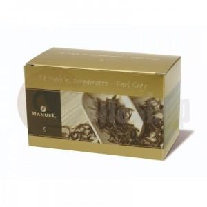 Manuel Черен чай с бергамото в сашета 3