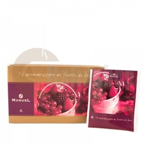 Manuel Чай горски плодове в сашета 4