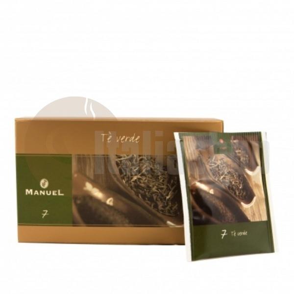 Manuel Зелен чай в сашета 7