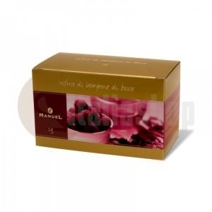 Manuel Чай с вкус на горски малини в сашета 13