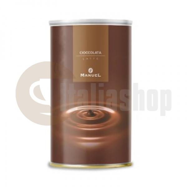 Manuel млечен топъл шоколад 1 кг