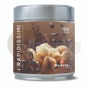 Manuel Rapidissimi инстантна напитка с лешник 250 гр
