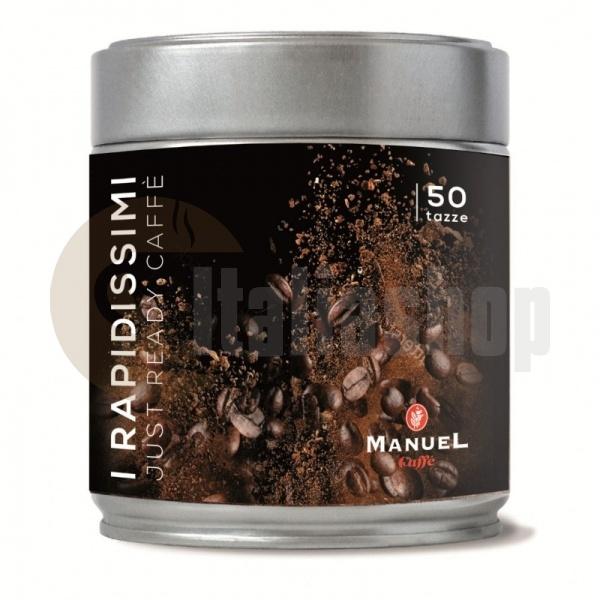 Manuel Rapidissimi инстантна напитка Кафе 250 гр
