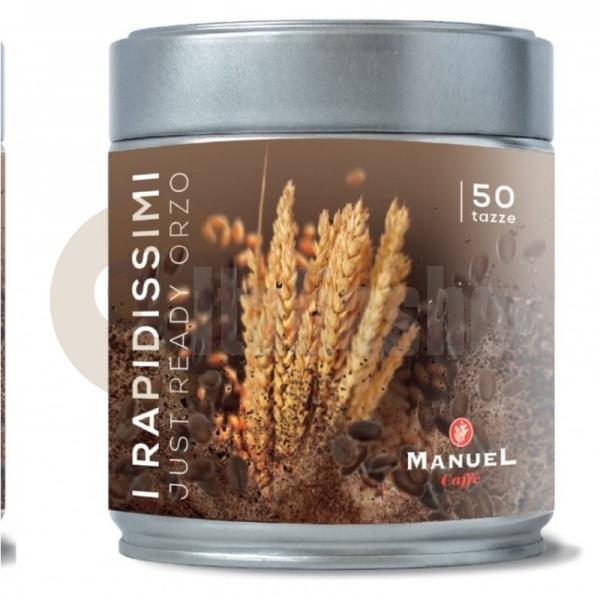 Manuel Rapidissimi ръжена инстантна напитка 250 гр