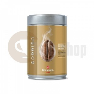 Manuel Sorriso мляно кафе 100% арабика 250 грама