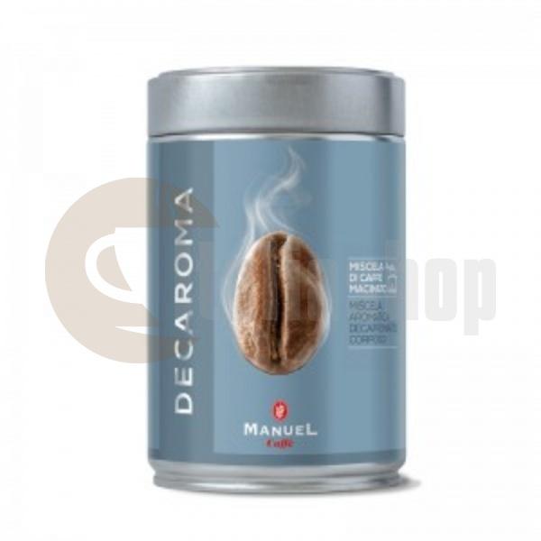 Manuel Decaroma мляно кафе 250 грама